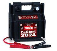 Avviatore portatile batteria Telwin PRO START 2824 12V-24V  auto furgoni