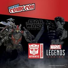 Transformers: Studio Series - Deluxe Drift with Baby Dinobots - 2018 NYCC