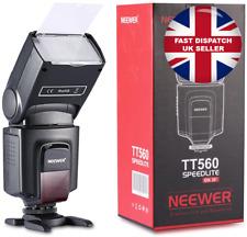 Neewer® TT560 Flash Speedlite for Canon Nikon Sony Panasonic Olympus Fujifilm P