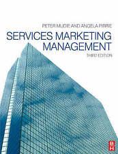 Services Marketing Management by Mudie, Peter, Pirrie, Angela