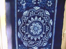 Amazing Intricate Tie Dye Circle Pattern Tapestry Or Tablecloth