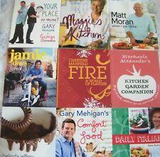 9 X Taste Mini Cookbooks  Jamie Oliver Stephanie Alexander Belinda Jeffery
