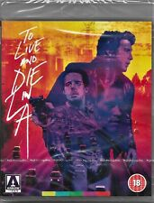 to Live and Die in L.a. 5027035015521 With Willem Dafoe Region B