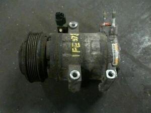 Oem AC Compressor VIN 7 8th Digit Fits 08-12 ESCAPE