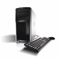 HP XW9400 AMD Dual Core 2218 2.6GHz CPU /12GB/1TB/ PC Computer / Desktop
