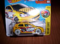 VOLKSWAGEN GOLF MK7 - HOT WHEELS - SCALA 1/55