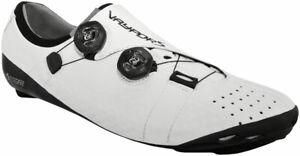 Bont Vaypor S Road Cycling Shoes   Matte White   US 9.5 / EU 44
