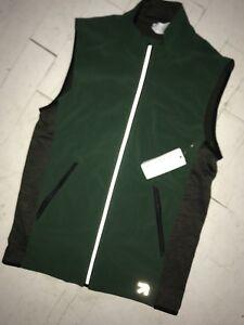 New Balance x J. Crew Running Workout Vest - Men's Small ~ $90.00 G8247 Green