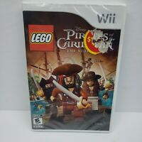 LEGO Pirates of the Caribbean: The Video Game (Nintendo Wii, 2011) New Canadian