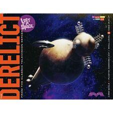 Moebius Irwin Allen Lost in Space TV Show Derelict & Jupiter 2 model kit 1/350