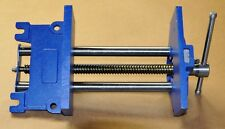 """WESTWARD TOOL 10D723 - 9"""" Bench Vise - Woodworking - Clamp-On - Free Ship - NEW"""