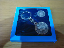 More details for greece key ring & pin badge