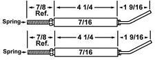 Crown 25095-02 Set Of Electrodes For Metal Master Oil Burners  A-1031-4217