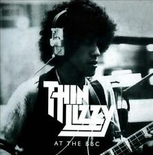 Live at the BBC by Thin Lizzy (CD, Nov-2011, 2 Discs, Mercury)