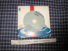 CD pop vincent gallo-when (10 chanson) album promo warp zomba