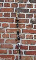 trés longue pipe de 90 cm de longueur - alsace lorraine 19ème