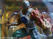Todd McFarlane's NECRID Ultra-Action Figure SOUL CALIBUR II Human Warrior Mutant