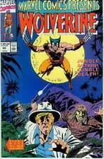 Marvel Comics Presents # 62 (Wolverine) (USA, 1990)
