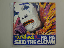 "YARDBIRDS:Ha Ha Said The Clown-Ten Little Indians-Italy 7"" R International ASL"