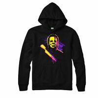Michael Myers Hoodie, Retro Art Fictional Serial Killer Top Gift Hoodie