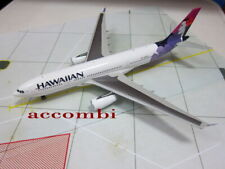 Gemini 200 Hawaiian Airlines A330-200 old color G2HAL229 N381HA 1:200 1st issue