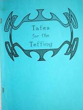 "Indiana Jones Fanzine ""Tales for the Telling"" GEN"