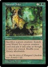 Natural Order MTG Visions Rare EDH Legacy