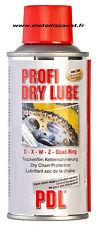 profi Dry Lube bombe 150ml  graisse pour chaine propre moto