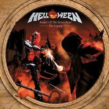 HELLOWEEN - KEEPER OF THE SEVEN KEYS THE LEGACY - 2LP VINYL NEW SEALED 2005