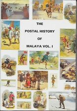 More details for the postal history of malaya vol 1 -straits settlements- by edward b.proud