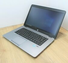 HP Elitebook 850 G1 Windows 10 Laptop Intel Core i7 4th Gen 2.1GHz 8GB 240GB SSD