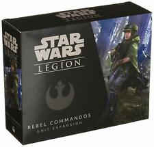 Rebel Commandos Unit Expansion Star Wars: Legion FFG NIB
