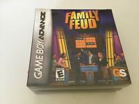 Family Feud (Nintendo Game Boy Advance, 2006) GBA NEW