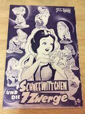 Schneewittchen und die 7 Zwerge (NFP 4436) - Walt Disney