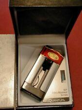 More details for colibre quantum cigar lighter with scissor cutter