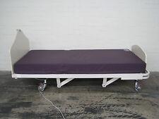 Electric Adjustable Hospital Nursing Bed - Head Tilt Raise