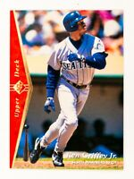 Ken Griffey Jr. #190 (1995 SP) Baseball Card, Seattle Mariners, HOF