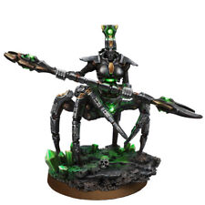 Necrocyborg Black Widow Lady of Destruction Lord Wargame Exclusive [for Necrons]