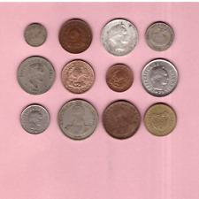Colombia - Mixed Coin Collection Lot - World/Foreign/South America