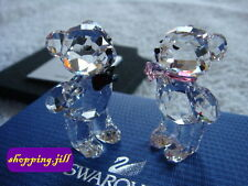 2012 SWAROVSKI - Kris Bear - The First Kiss - Brand New 1114098 - Wedding Gift