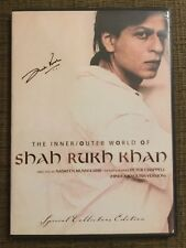 The Inner/Outer World Of Shah Rukh Khan Bollywood  Set Of Dvd
