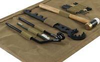 NCSTAR TGSARKT 223/5.56 TAN GUNSMITHING TOOL KIT WRENCH HAMMER PUNCHES PIN TOOLS