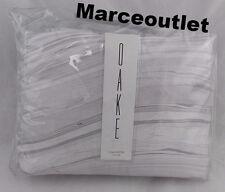Oake Agate Cotton FULL / QUEEN Duvet Cover Light Gray