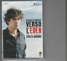 "RICCARDO SCAMARCIO - FILM DVD ""VERSO L'EDEN"" DVD ORIGIN NUOVO"