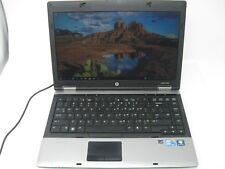 "HP ProBook 6440B Laptop/Core i5-M520 2.40 GHz/500GB/4GB RAM/14.0""/Win 10 Pro"