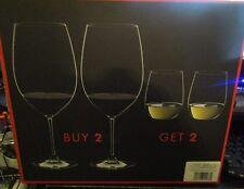 Riedel Vinum XL Viognier/Sauvignon Glass, Set of 2 & Set Of 2 O Viognier Chardon