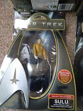 Star trek toys X 3 figures