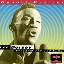 Lee Dorsey Freedom for the funk (Groove Masters)  [CD]