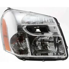 For Equinox 05-09, Passenger Side Headlight, Clear Lens