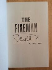 SIGNED & DATED by Joe Hill - The Fireman : A Novel Hardcover 1st/1st